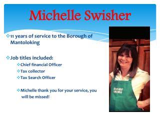 Michelle Swisher