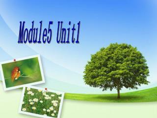 Module5 Unit1