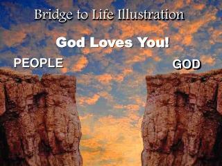 Bridge to Life Illustration