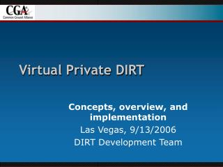 Virtual Private DIRT