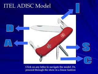 ITEL ADISC Model