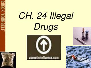 CH. 24 Illegal Drugs