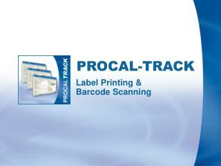 PROCAL-TRACK