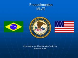 Procedimentos MLAT