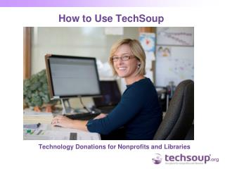 Technology Donations for Nonprofits and Libraries