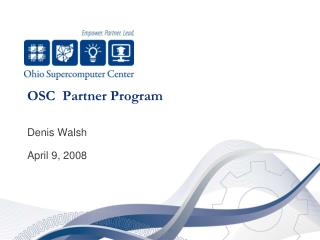 OSC  Partner Program