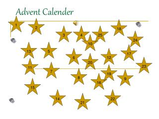 Advent Calender