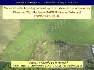 T. Ogawa 1 , T. Adachi 2 , and N. Nishitani 3