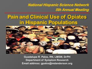 National Hispanic Science Network  5th Annual Meeting