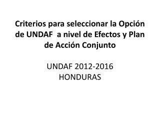Honduras-Criterios-UNDAF-con-Efectos-y-Plan-de-Accion