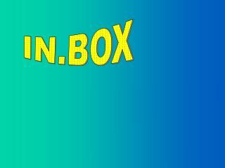 IN.BOX