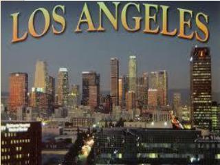 Los Angeles- pozitie geografica