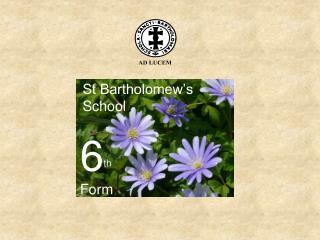 St Bartholomew's School
