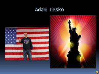 Adam Lesko