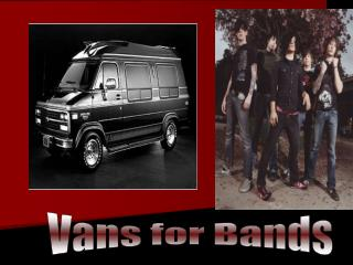 Vans for Bands