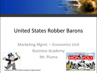 United States Robber Barons