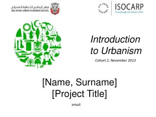 Introduction to Urbanism