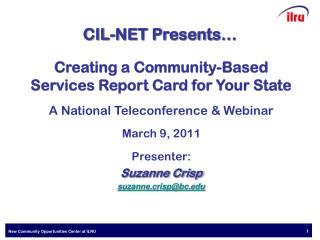 CIL-NET Presents�