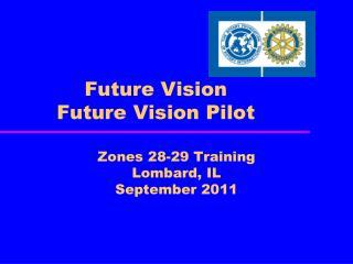 Future Vision Future Vision Pilot