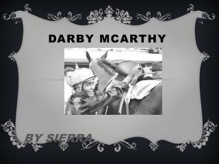 DARBY MCARTHY