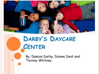Darby's Daycare Center