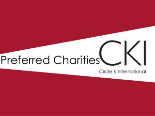Preferred Charities