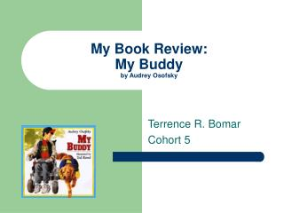 My Book Review:  My Buddy  by Audrey Osofsky