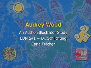 Audrey Wood