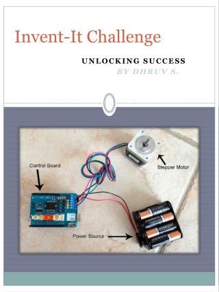 Invent-It Challenge