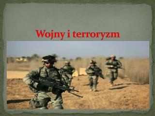Wojny i terroryzm