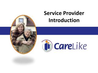 Service Provider Introduction
