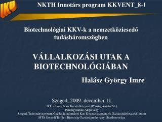 Szeged ,  2009 . december 11.
