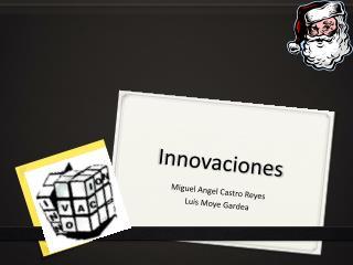 Innovaciones