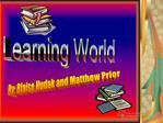 learningWorldTwo
