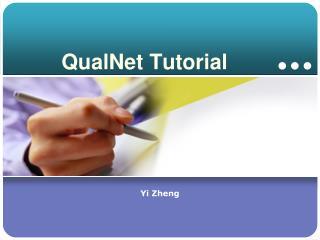QualNet Tutorial