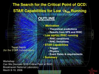 The Search for the Critical Point of QCD: STAR Capabilities for Low  s NN Running