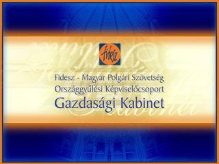 A Fidesz - Magyar Polgári Szövetség