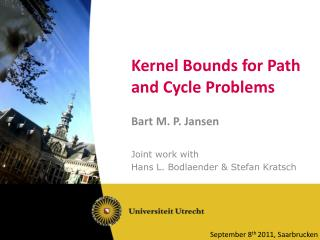 Kernel Bounds for Path and Cycle Problems