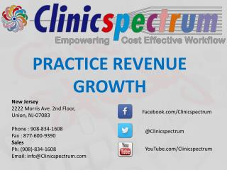 Practice Revenue Growth Case Study