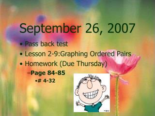 September 26, 2007