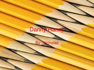 Danny Hanny