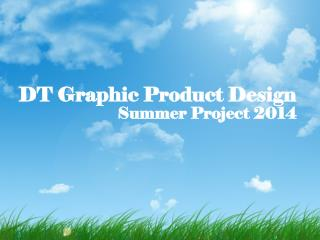 DT Graphic Product Design