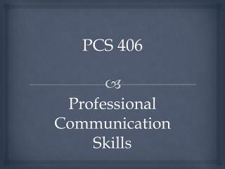 PCS 406