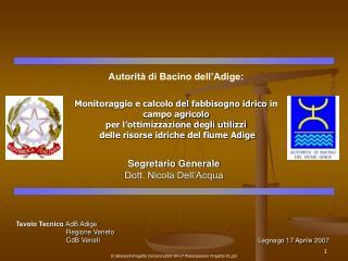 K:\Giovanni\Progetto Consorzi\2007-04-17 Presenzazione Progetto 01