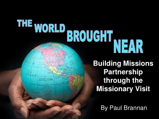 10 Reasons Why We Should Invest In Missions Through Our Local Assembly of God Congregation