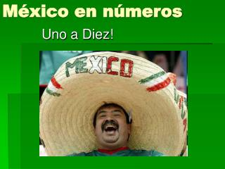 México en números