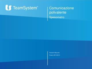 Comunicazione polivalente