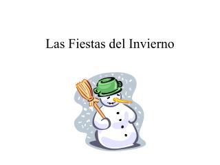 Las Fiestas del Invierno