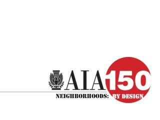 Neighborhoods: