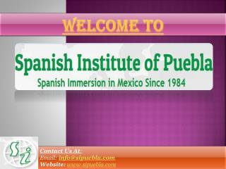 Learn Spanish At publa